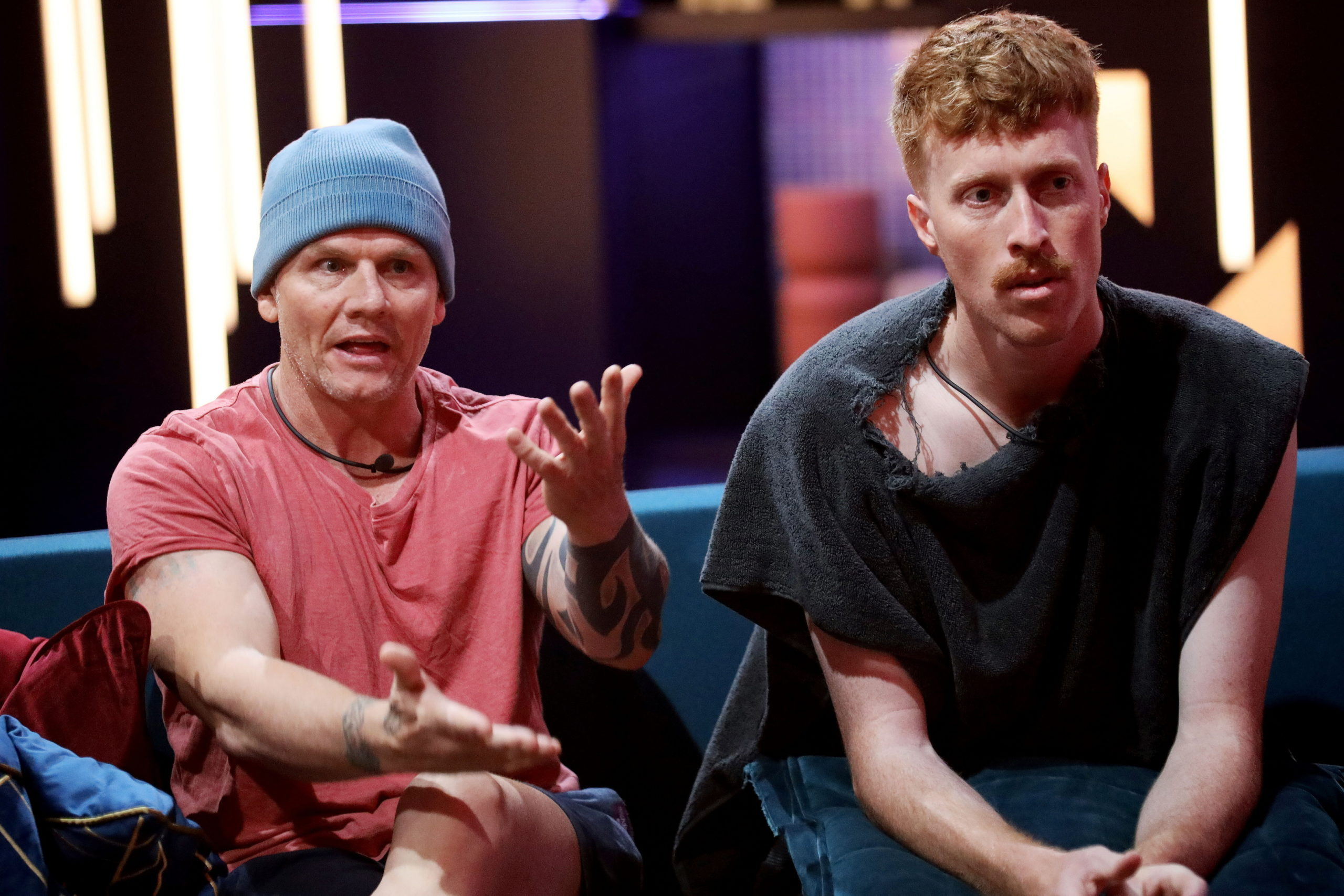 RECAP   MAX forced to exit after DANIEL roars at explosive BIG BROTHER  eviction ceremony   TV Blackbox