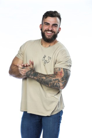 Mitch, Cast of Big Brother 2021 (image - Channel 7)