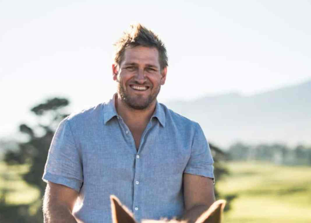 Field Trip with Curtis Stone (image - Foxtel)