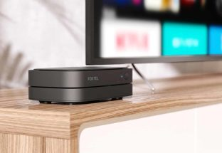 Foxtel's new streaming box, the iQ5 (image - Foxtel)