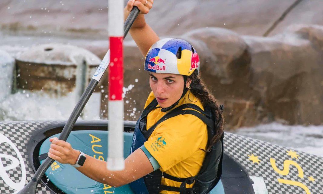 Jess Fox (image - Red Bull)