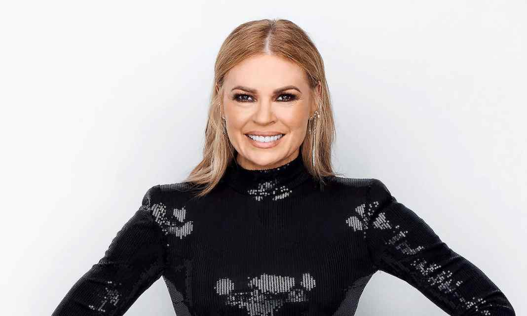 Host of The Voice, Sonia Kruger (image - Channel 7)