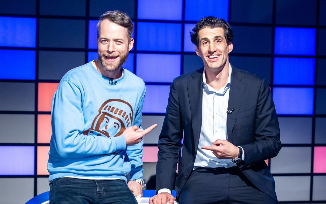 Hamish and Andy (image - Channel 9)