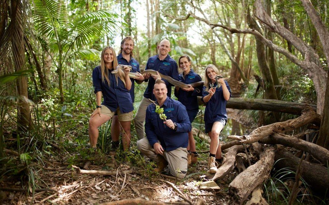Aussie Snake Wranglers