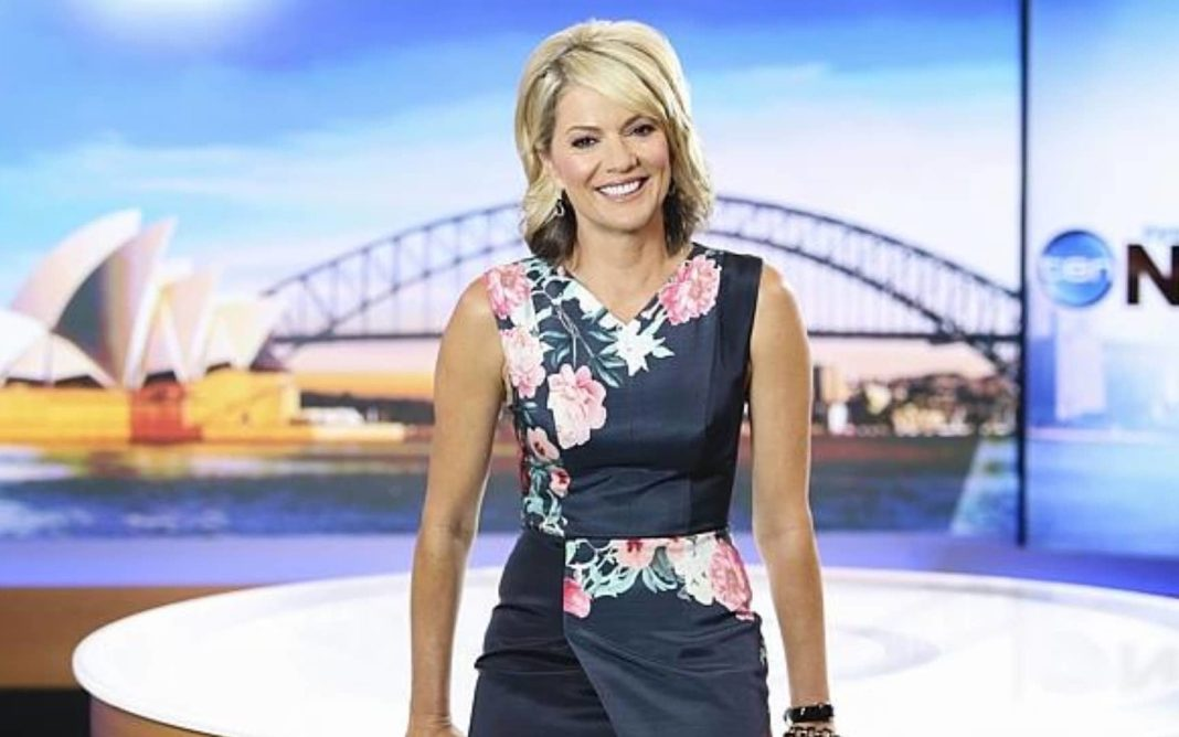 Sandra Sully presents 10 News First in Sydney and Brisbane (image - News Corp)