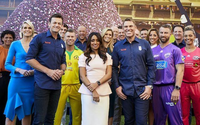Fox Cricket Team