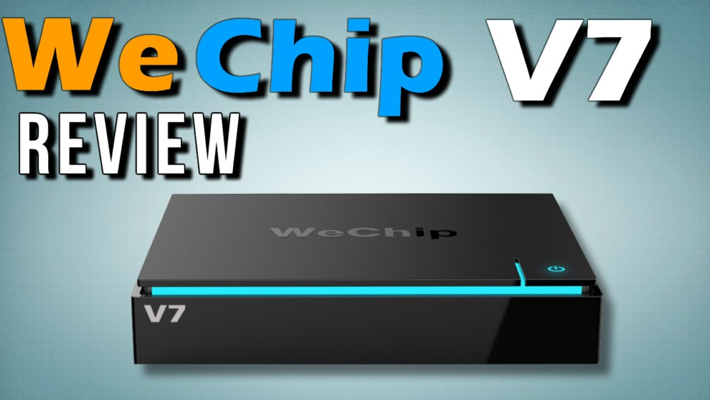 WeChip V7 Amlogic S912 Octa Core Android 7