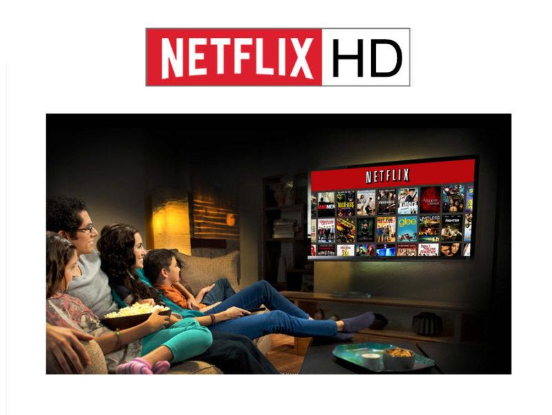 Mecool M8S Pro L Netflix in HD