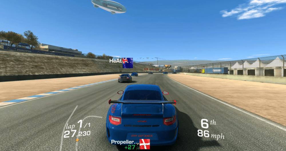Real Racing 3 on Xiaomi Mi Box S
