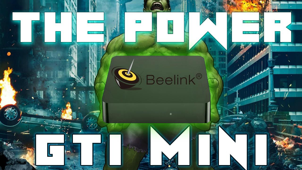 Beelink GT1 Mini Banner