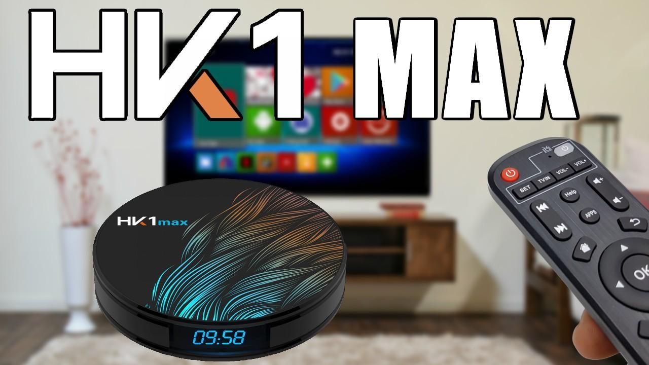 HK1 Max TV Box