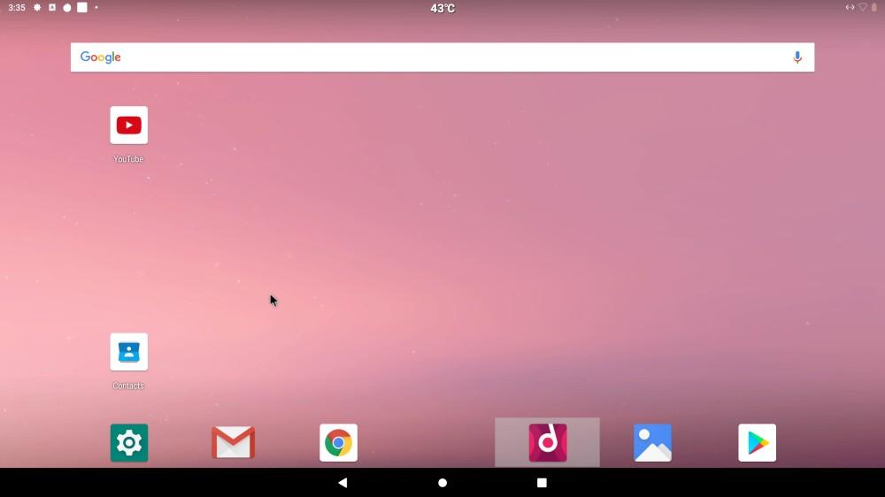 Kodlix GK45 Mini PC Android X86