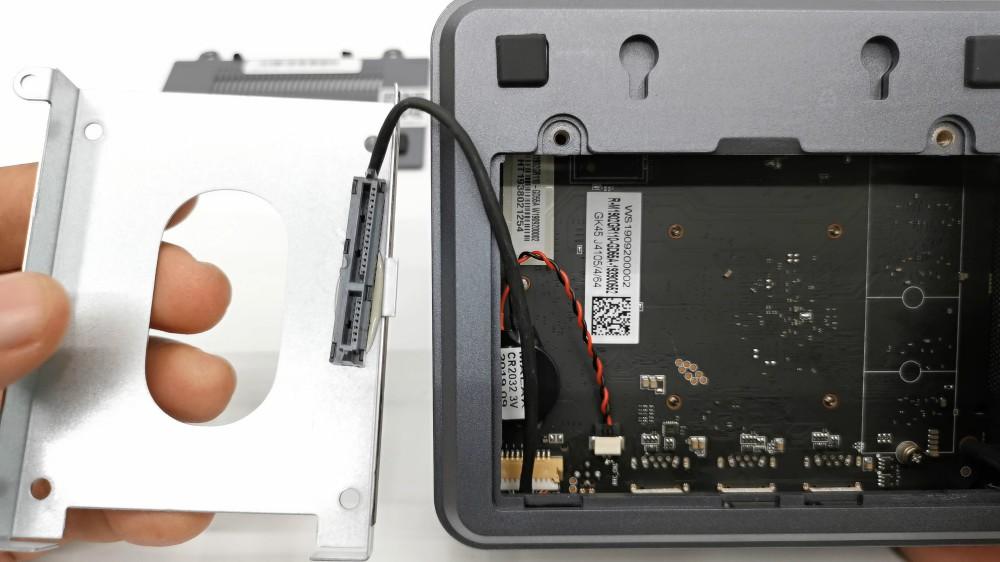 Kodlix GK45 Mini PC SATA Port