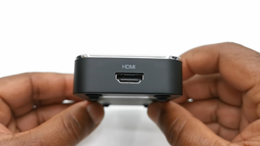 Ugoos X3 Pro HDMI Port 1