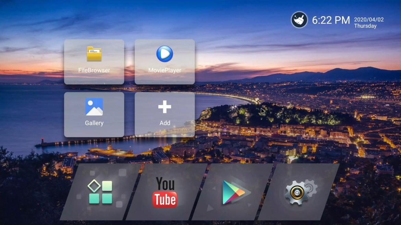 Magicsee N6 Plus Launcher