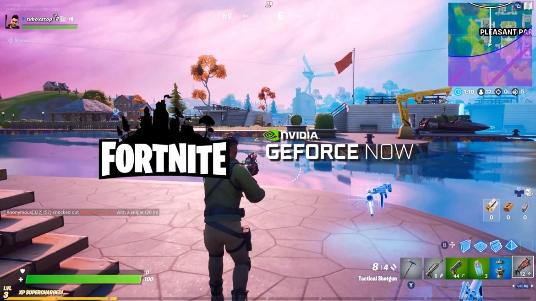 Beelink GS King X GeForce Now Gameplay