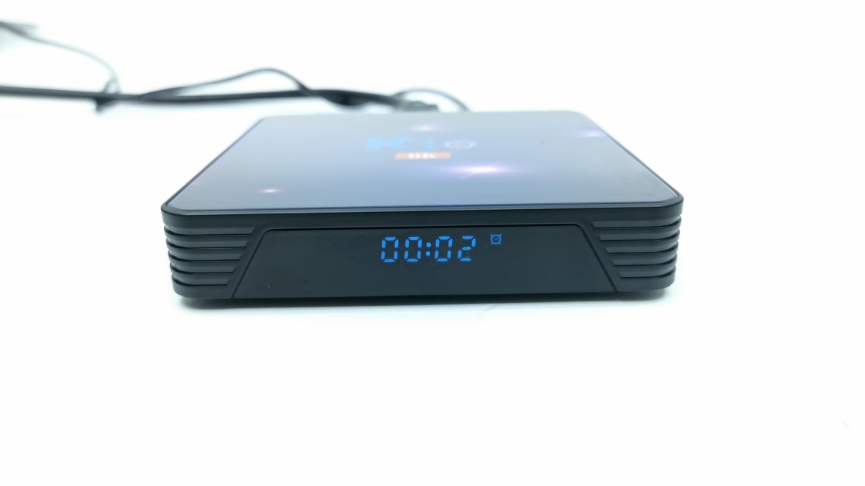 K10 Front LED clock display