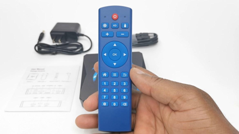 X96Q Max Remote