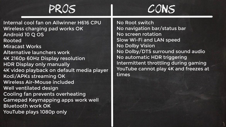 OMIKAI K1 Pros and Cons