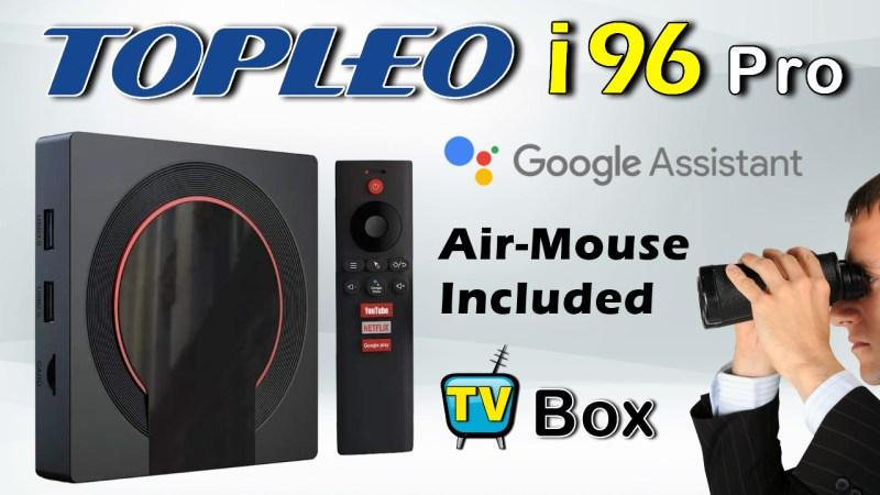 Topleo i96 Pro TV Box