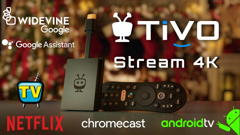 TiVo Stream 4K TV Box 1