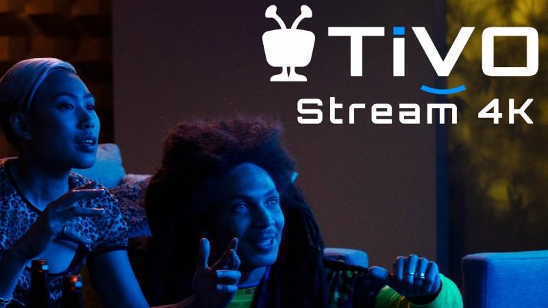 Tivo Stream 4K trailer