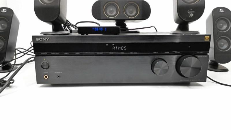 X3 Max TV box digital audio display