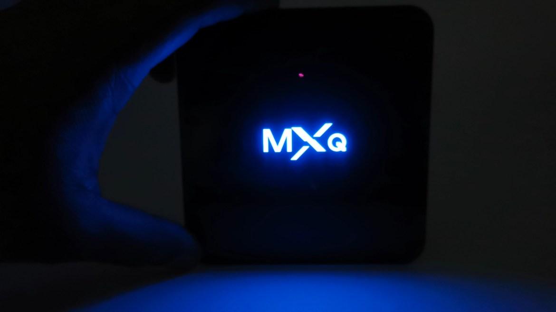 MXQ G9X3 logo Glow
