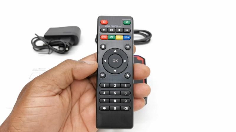 X96 Mini+ IR Remote