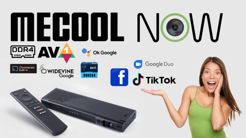 Mecool KA2 NOW TV Box