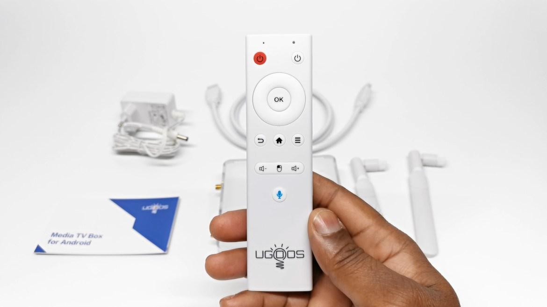 Ugoos AM7 Wireless Bluetooth remote