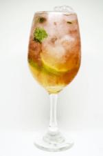 Tv Catia Fonseca 3 drinks para tomar no fim de semana Clericot de kiwi com laranja
