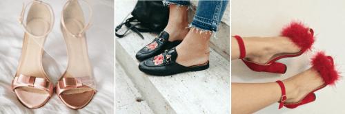 tv catia fonseca tendências de calçados em 2018 - bordados