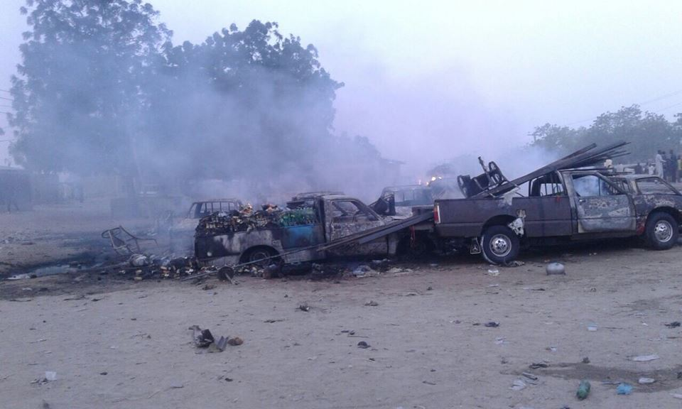 Nigeria, Cameroon meet on Boko Haram