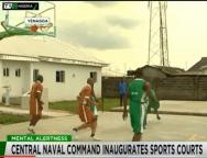 Basketball Court Naval TVC