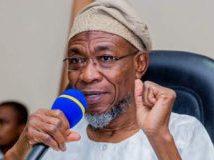 Governor Rauf Aregbesola TVC