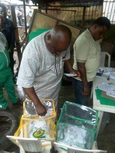 Lagos Speaker Votes