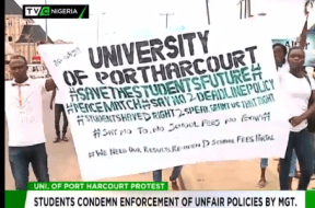 UNIPORT-Students-Protest