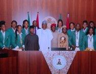 D'Tigress and President Buhari -TVC