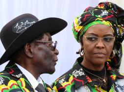 Grace and Robert Mugabe - TVC