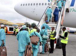 Lagos Hajj Pilgrims