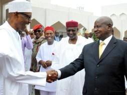 Museveni -Buhari - TVC