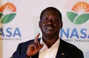 Raila Odinga -TVC