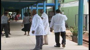FMC Doctors strike -TVC