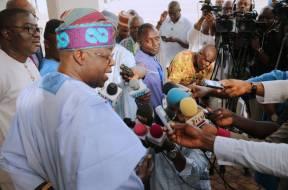 Asiwaju Bola Ahmed Tinubu -TVC