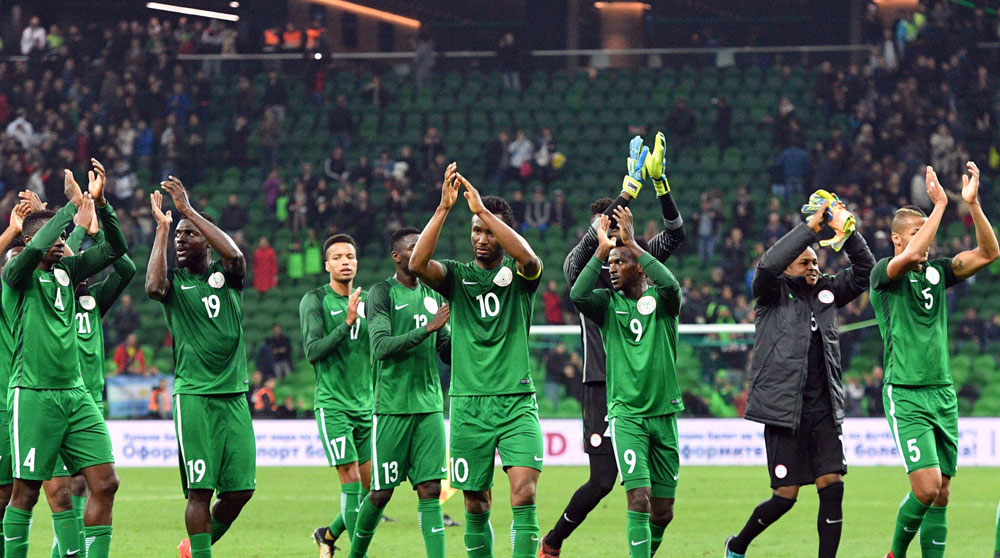 Despite victory against Argentina, Nigeria drops 9 places in Federation Internationale de Football Association  ranking