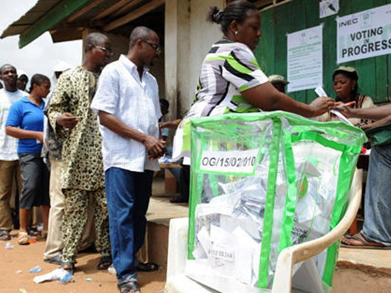 Anambra Election: Polling unit results show Obiano has won - APGA chairman, Oye