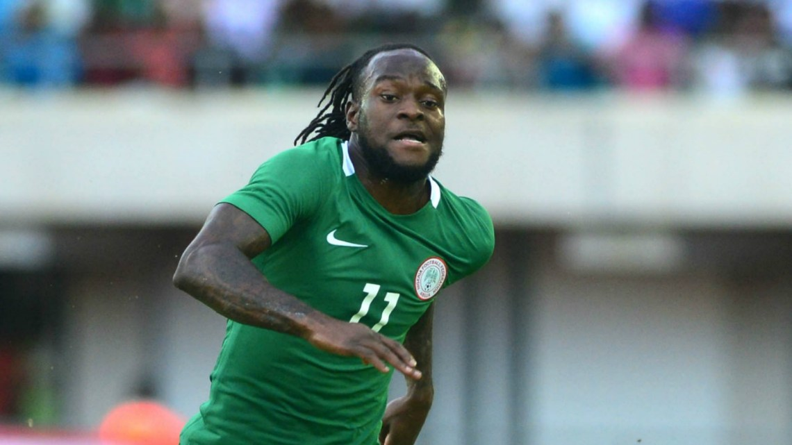 Image result for Victor Moses - nigeria