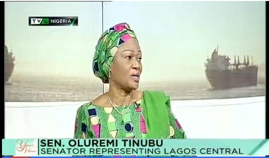 Image result for oluremi tinubu on your view tvc