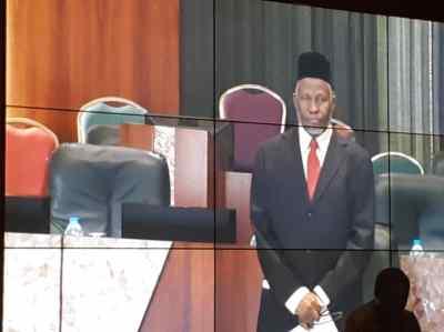 Image result for Acting Chief Justice of Nigeria, CJN, Ibrahim Tanko Muhammad